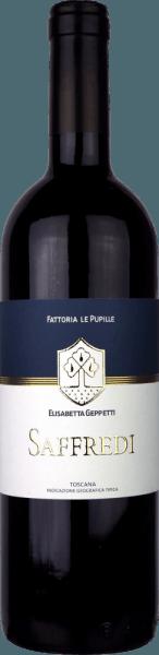 Saffredi Toscana IGT 2014 - Le Pupille von Fattoria Le Pupille