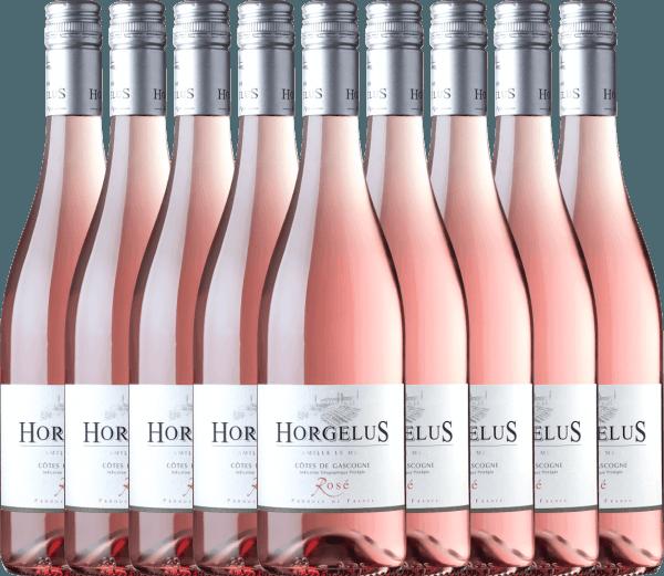 9er Vorteils-Weinpaket - Horgelus Rosé 2020 - Domaine Horgelus