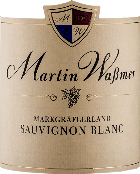 Markgräflerland Sauvignon Blanc 2019 - Martin Waßmer von Martin Waßmer