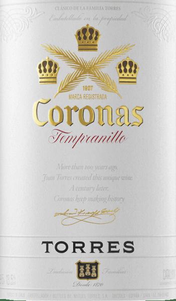 Coronas Tempranillo DO 2017 - Miguel Torres von Miguel Torres