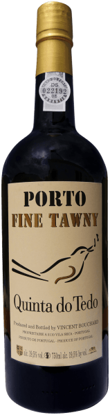 Fine Tawny Port 8 years old - Quinta do Tedo