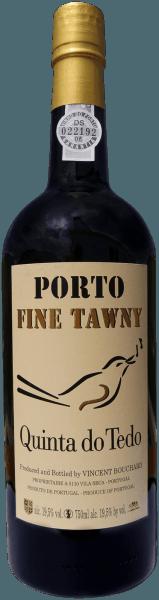 Fine Tawny Port 8 years old - Quinta do Tedo