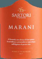 Vorschau: Marani Bianco Veronese IGT 2018 - Sartori di Verona