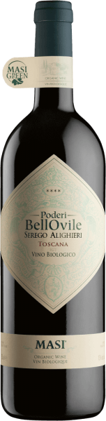 Poderi Bellovile Rosso di Toscana IGT 2017 - Serego Alighieri
