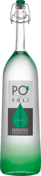 Po' di Poli Aromatica Grappa in GP - Jacopo Poli