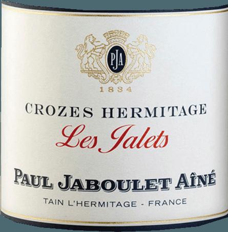Les Jalets Rouge 2017 - Paul Jaboulet Aîné von Paul Jaboulet
