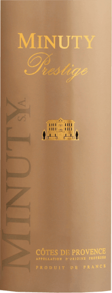 Prestige Rouge 2018 - Château Minuty von Château Minuty