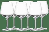 6 Gläser - Burgunder Taste Weinglas - Schott Zwiesel
