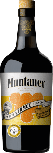 Vermut Blanco Mallorca - Muntaner