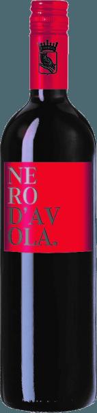 Don Leo Nero d'Avola Sicilia IGT 2018 - Casa Vinicola Minini von Cantine Minini