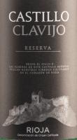 Vorschau: Castillo de Clavijo Reserva DOC 2014 - Criadores de Rioja