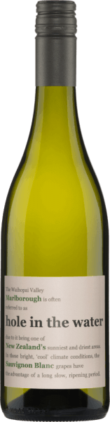 18er Vorteils-Weinpaket - Hole in the Water Sauvignon Blanc 2019 - Konrad Wines von Konrad Wines