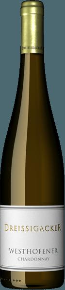 Westhofener Chardonnay trocken 2019 - Dreissigacker