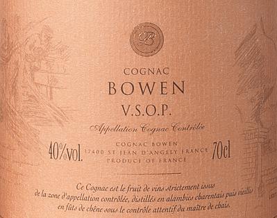 Cognac VSOP in GP - Cognac Bowen von Cognac Bowen