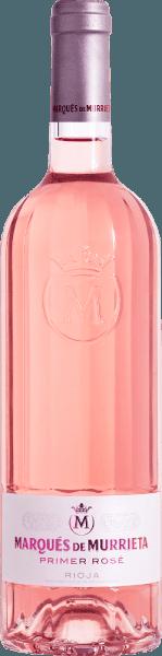 Primer Rosé Rioja DO 2018 - Marques de Murrieta