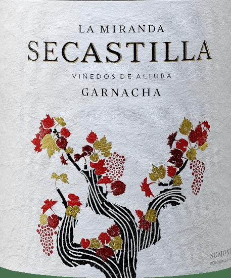 La Miranda de Secastilla Garnacha Tinta DO 2017 - Viñas del Vero von Viñas del Vero