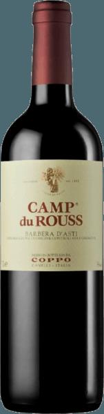Camp du Rouss Barbera d'Asti DOCG 2018 - Coppo