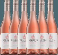 6er Vorteils-Weinpaket - Delheim Pinotage Rosé WO 2020 - Delheim