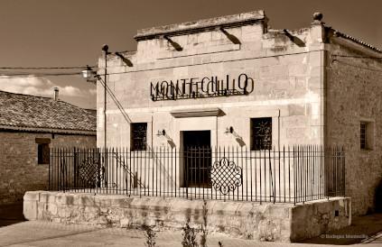 Die alte Bodegas Montecillo