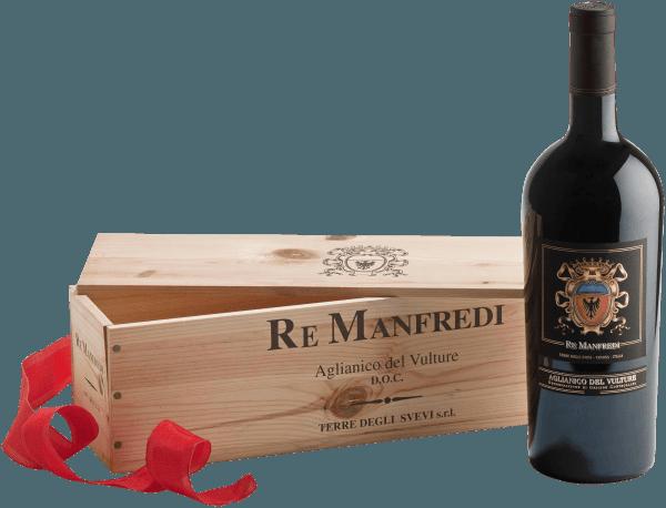 Re Manfredi Aglianico del Vulture DOC 1,5 l Magnum 2012 - Re Manfredi