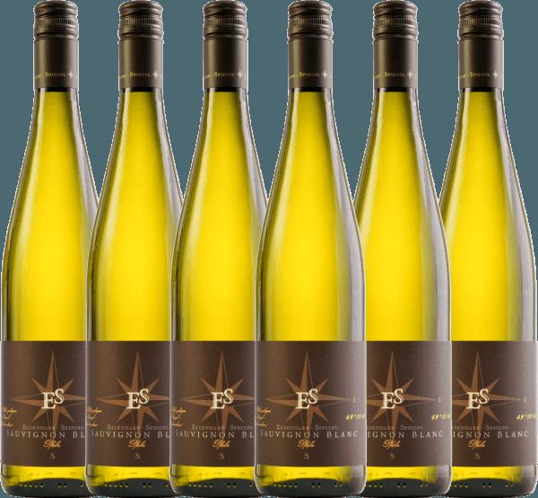 6er Vorteils-Weinpaket - Sauvignon Blanc 2020 - Ellermann-Spiegel