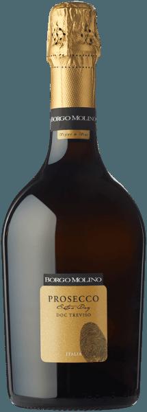 Prosecco Extra Dry Vino Spumante Terviso DOC - Borgo Molino