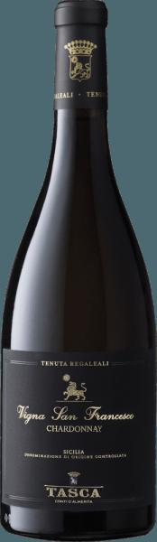 Vigna San Francesco Chardonnay DOC 2018 - Tenuta Regaleali