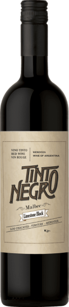Limestone Block Malbec 2018 - Tinto Negro