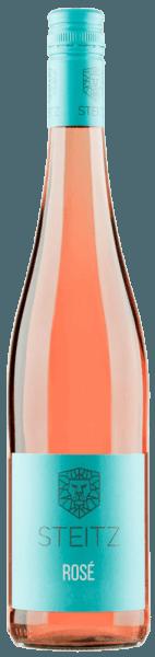 Rosé Vulkangestein trocken 2019 - Weingut Steitz von Weingut Steitz