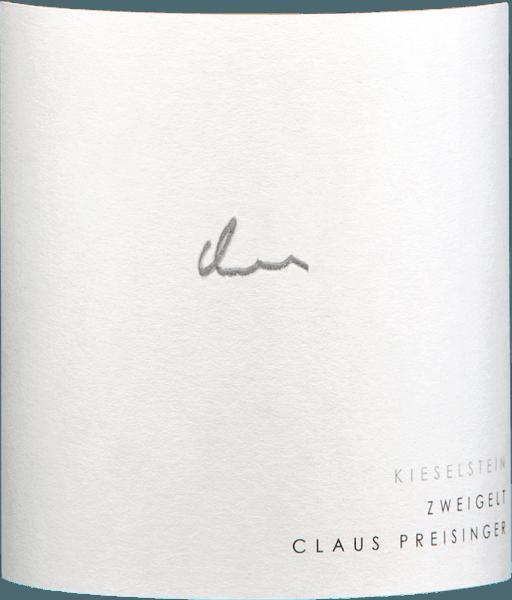 Zweigelt Kieselstein trocken 2019 - Claus Preisinger von Weingut Claus Preisinger