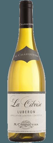 La Ciboise blanc Lubéron AOC 2019 - M. Chapoutier