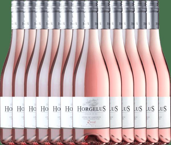 12er Vorteils-Weinpaket - Horgelus Rosé 2020 - Domaine Horgelus