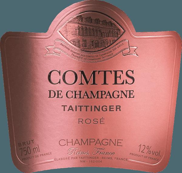 Der Comtes de Champagne Rosé ist ein ausgezeichneter, herausragender Champagner aus dem Hause Taittinger. Auf den Punkt werden die beiden Rebsorten Pinot Noir (70%) und Chardonnay (30%) vermählt. Im Glas glänzt dieser Schaumwein in einem strahlenden Erdbeerrosa mit einem delikaten Mousseux. Es steigen hauchzarte Bläschen in unablässigen Perlenschnüren auf. Das intensive Bouquet offenbart zunächst duftige Aromen nach frischer Zitrusfrucht - insbesondere Blutorange - und etwas Himbeere. Es schließen daran reifere Noten nach kandierten roten sowie schwarzen Früchten (Creme de Cassis, Kirschen und Erdbeeren), saftige Pfirsich und etwas kandierter Ingwer an. Abschließend entfaltet sich in der Nase Anklänge nach süßem Gebäck und kandierten Haselnüssen. Den Gaumen verwöhnt dieser französische Schaumwein mit einem verführerischen Säure-Süße-Spiel. Die roten Früchte der Nase sind präsent am Gaumen und werden von feinen Nuancen nach Vanille und Zitronenschale begleitet. Der Körper ist sehr gut strukturiert und erfreut mit einer eleganten Frische. Das ausdrucksvolle Finale ist unfassbar geschmeidig, sehr lang und seidig. Vinifikation desTaittingerComtes de Champagne Rosé Für diesen herrlichen Schaumwein werden ausschließlich streng selektierte Trauben aus den Grand Cru-Lagender Montagne de Reims sowie der Côte des Blancs verwendet. Die Lese erfolgt nur von Hand und das Lesegut wird umgehend in den Weinkeller gebracht. Dort werden die Trauben im Ganzen behutsam gepresst. Nur der feine Most nach der Erstpressung wird für diesen Champagner verwendet. Die Moste werden zügig im Edelstahltank vergoren. Für kurze Zeit reift ein Teil dieses Weins im Fass, bevor die Assemblage komponiert wird. Unter Zugabe der Fülldosage (Hefe und Zucker) wird der Grundwein in Flaschen gefüllt und in den tiefen Kreidestollen von Taittinger in Reims für mindestens 5 bis 8 Jahre zu Reife gelegt. Durch regelmäßiges Rütteln und Drehen sammelt sich allmählich die Hefe, die sich anfangs am Boden befand, im F