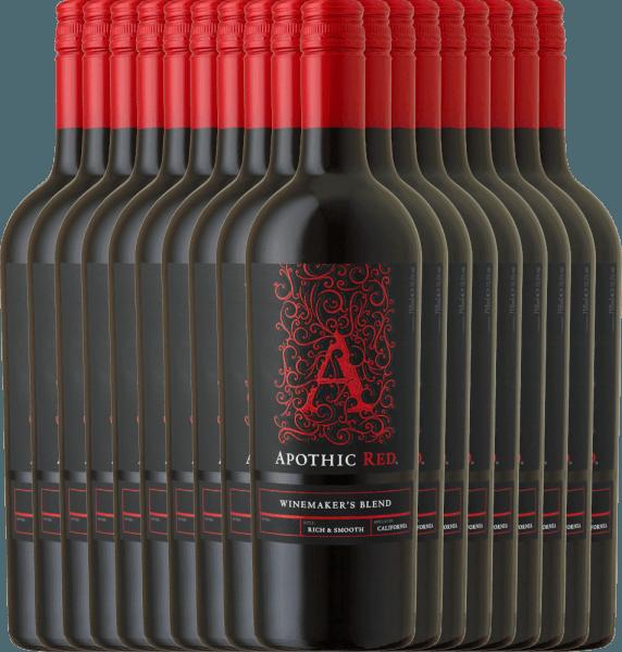 18er Vorteils-Weinpaket Apothic Red 2019 - Apothic Wines