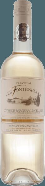 Côtes de Bergerac Moelleux 2020 - Château les Fontenelles