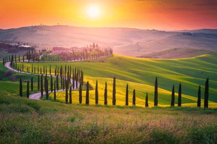 Die Toskana