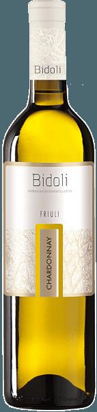 Der Chardonnay Friuli Grave DOC von Bidoli zeigt sich in einem Strohgelb mit grünlichem Schimmer im Glas und entfaltet herrlich fruchtige Aromen von Aprikosen, Ananas und weißen Früchten. Dieser italienische Weißwein ist am Gaumen vollmundig und kräftig mit mineralischen Noten. Speiseempfehlung für den Chardonnay Friuli von Bidoli Genießen Sie diesen trockenen Weißwein als Aperitif, zu Vorspeisen und Pasta oder einer Kürbiscremesuppe.