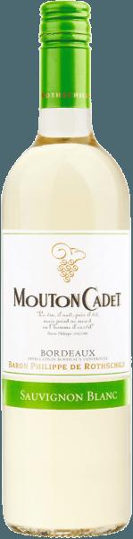 Mouton Cadet Sauvignon Blanc Bordeaux AOC 2019 - Baron Phillippe de Rothschild
