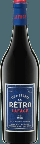 La Retro Vin Rouge 2019 - Domaine Lafage