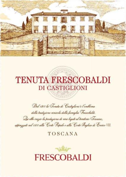 Tenuta Frescobaldi di Castiglioni Toscana IGT 2016 - Tenuta Castiglioni von Tenuta Castiglioni - Frescobaldi