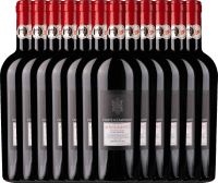 12er Vorteils-Weinpaket - Appassimento 2015 - Conte di Campiano
