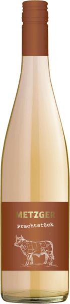 Prachtstück Rosé KuhbA trocken 2020 - Weingut Metzger