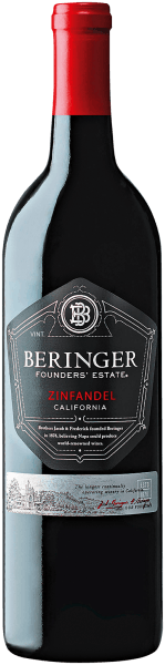 Zinfandel Founders' Estate WO California 2018 - Beringer
