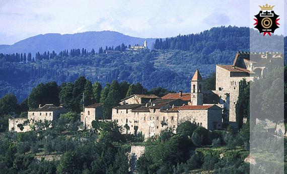 Castello di Nipozzano - Marchesi de Frescobaldi