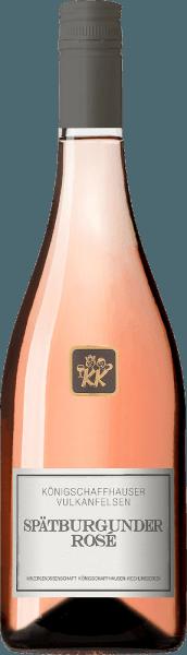 Vulkanfelsen Spätburgunder Rosé 2019 - Königschaffhausen-Kiechlinsbergen