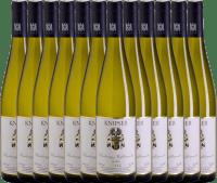 12er Vorteils-Weinpaket - Chardonnay & Weißburgunder 2019 - Knipser