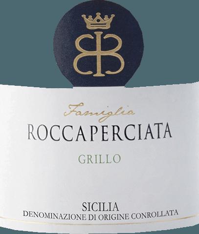 Grillo Sicilia IGT 2019 - Roccaperciata von Roccaperciata