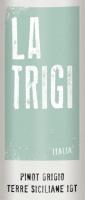 Vorschau: Pinot Grigio Terre Siciliane IGT 2019 - La Trigi