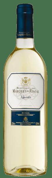 Der Blanco Rueda DO präsentiert sich in einem hellen Strohgelb im Glas und lässt Aromen von tropischen Früchten, Zitrus, Aprikosen, Apfel und Stachelbeeren, sowie Noten von frisch geschnittenem Gras erkennen. Am Gaumen ist dieser spanische Weißwein frisch und sehr fruchtbetont, mit zartem Schmelz und mit einem langen und ausgewogenen Nachhall. Vinifikation für den Blanco Rueda DO Die D.O. Rueda liegt im Norden Spaniens. Die Böden bestehen hauptsächlich aus Kalkstein, Kies und Sand. In der Nähe des Duero sowie seiner Nebenflüsse dominieren Kieselgeröll und Kiesböden. Das Klima ist kontinental mit eher kurzen, aber heißen Sommern und kalten Wintern. Nach der Lese wurden die Trauben schonend gepresst und temperaturgesteuert in Edelstahltanks ausgebaut. Speiseempfehlung für den Blanco Rueda DO Genießen Sie diesen trockenen Weißwein zu Fisch und Meeresfrüchten oder zu Geflügel. Auszeichnungen für den Blanco Rueda DO (Jahrgang 2014) Guía Penin 92 Punkte Robert M. Parker 88 Punkte