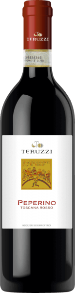 Peperino Rosso Toscana IGT 2017 - Teruzzi
